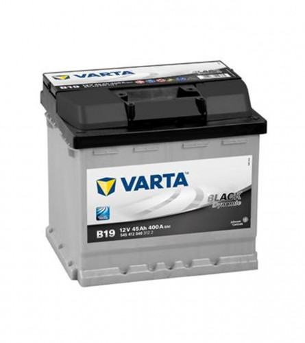 VARTA Akumulator 12V-45Ah D + BLACK dynamic