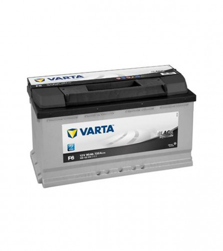 VARTA Akumulator 12V-90Ah D + BLACK dynamic