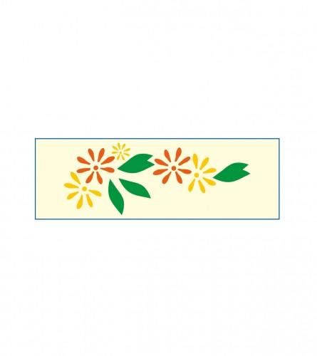 Dekor za zid 101213 Flower