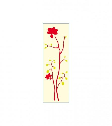 Dekor za zid 101312 Orhideja