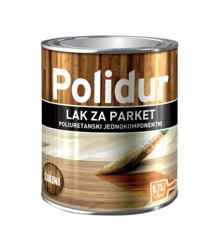 Komchem Polidur 0,75L lak za parket