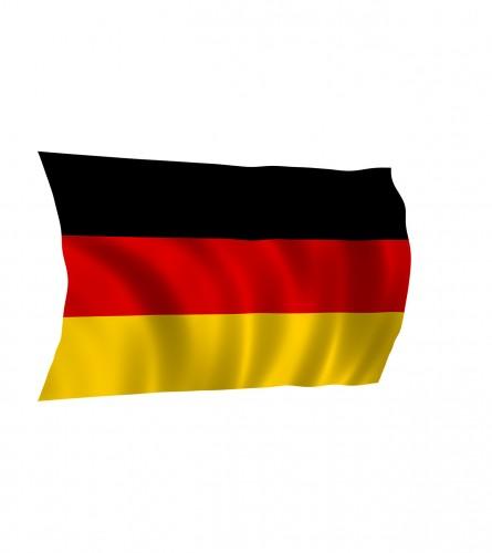 MASTER Zastava navijačka Njemačka