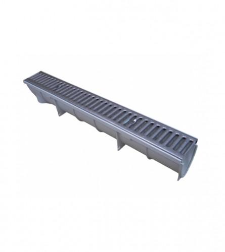 WOLFARTH Kanalica PVC 14x100cm ER100V