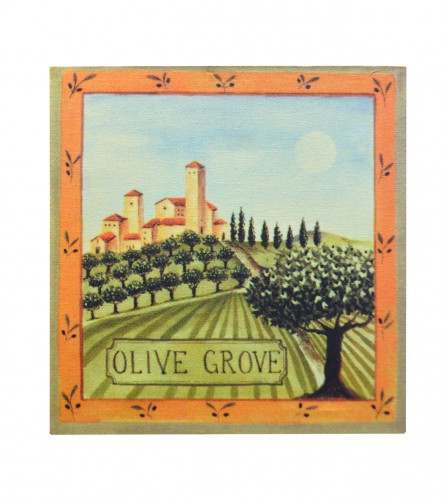 PENNY Slika na platnu OLIVE GROVE