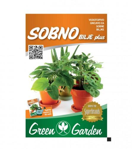 Vodotopivo gnojivo za sobno bilje 25gr