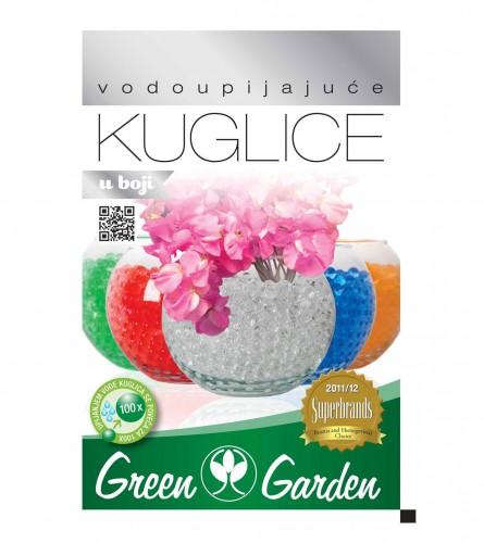GREEN GARDEN Vodoupijajuće kuglice 10g