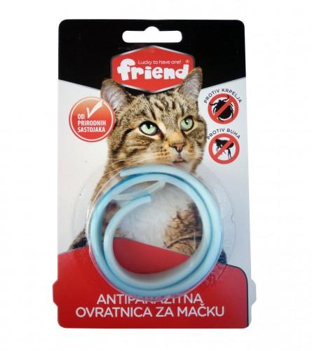 Friend Ogrlica antiparazitna za mačke