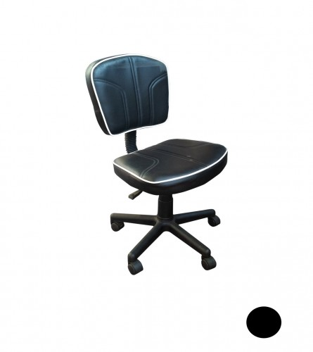 Stolica kancelarijska CRNA 6201