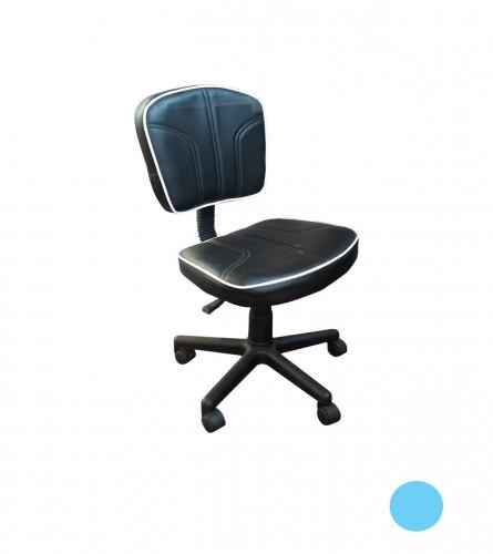 Stolica kancelarijska SVIJETLO PLAVA 6201