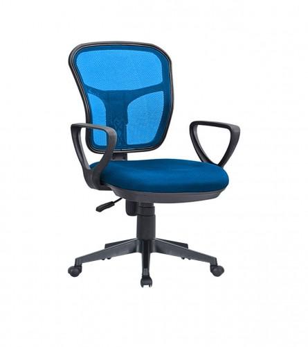 MASTER Stolica kancelarijska PLAVA 8906