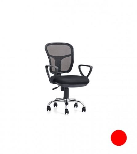 MASTER Stolica kancelarijska CRVENA 8906