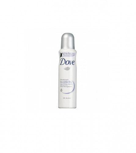 DOVE Deo spray invisible dry 150ml