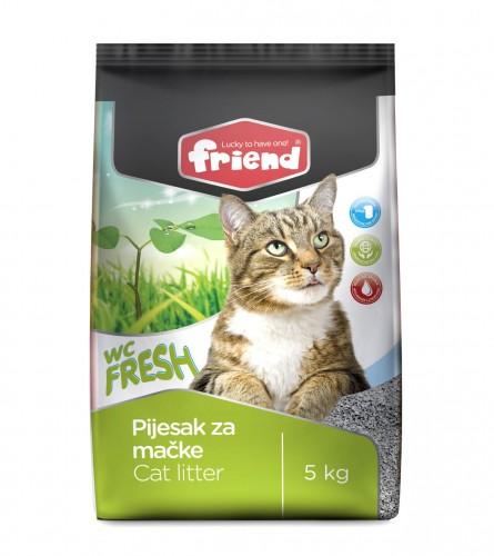 Friend Pijesak za mačke 5kg
