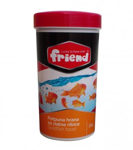 FRIEND Hrana za zlatne ribice 36gr