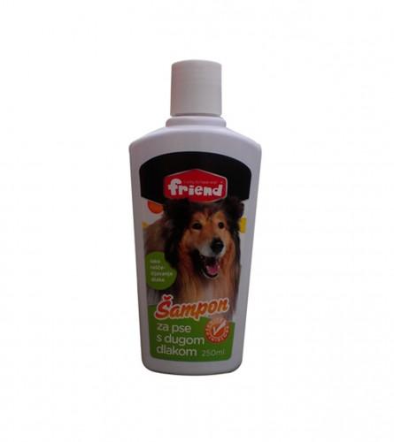 Friend Šampon za pse sa dugom dlakom 250ml