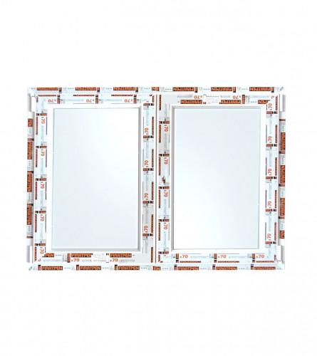 FIRATPEN Prozor PVC 180x120cm DUPLI