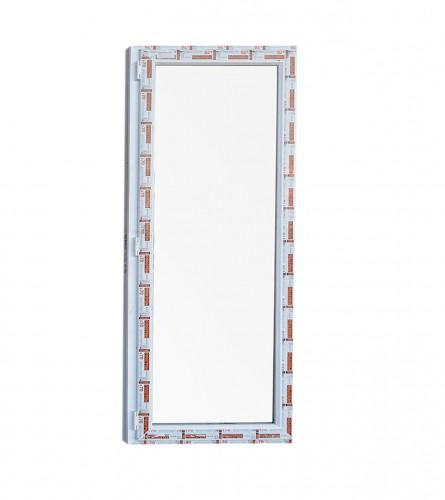 Vrata PVC balkonska 80x200cm L+D
