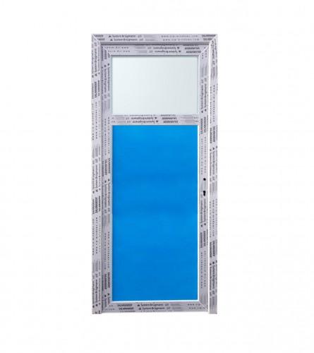 FIRATPEN Vrata PVC za wc 90x200cm GL.PANEL