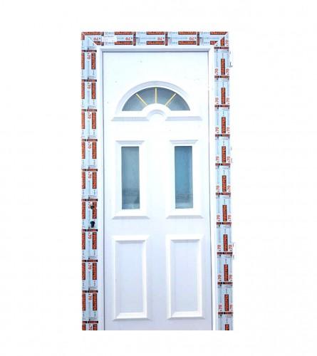 FIRATPEN Vrata PVC ulazna 100x210cm ukrasni GL.PANEL