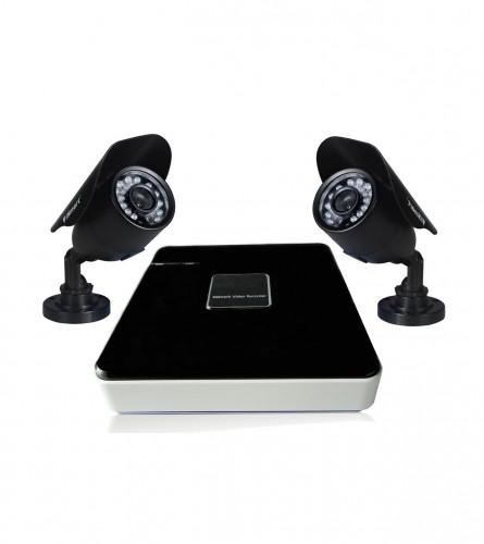 ISMART Snimač D500FH + 2 kamere 1030DP7