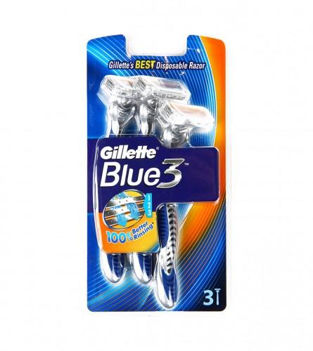 GILLETTE Brijač jednokratni BlueII 3/1
