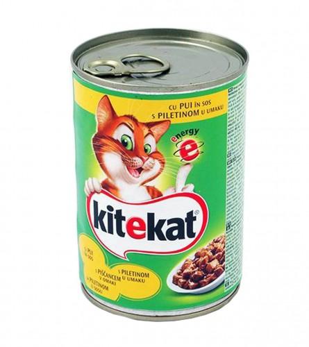 Kitekat Hrana za mačke POUL 400gr