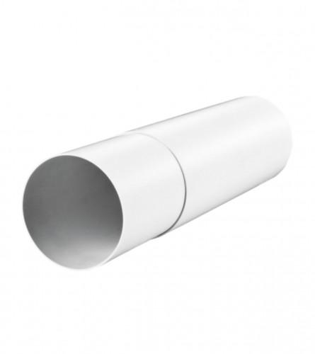 VENTS Cijev teleskopska fi.125 30-50cm PVC bijela 2805