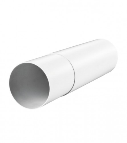 VENTS Cijev teleskopska fi.150 30-50cm PVC bijela 3805