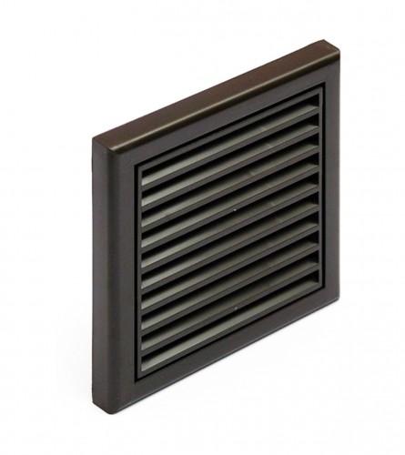 VENTS Rozetna 187x187mm fi.125 PVC smeđa MV120VSB