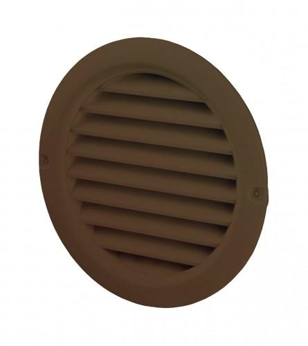 VENTS Rozetna fi.128-100 PVC smeđa MV100BVSB