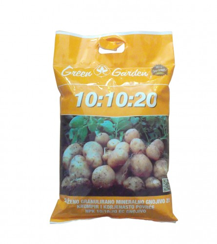 GREEN GARDEN Gnojivo za krompir i korjenasto povrće 5kg Green Garden 3216