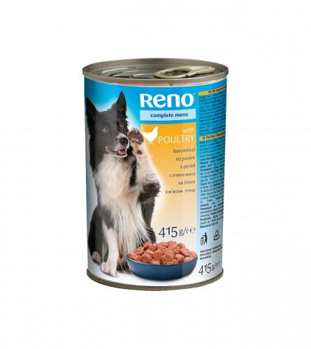 RENO Hrana za pse perad 415g P93545