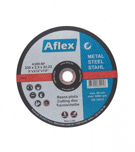 Aflex Ploča rezna 230 mm Metal