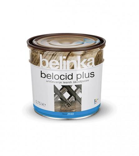 BELINKA Sredstvo za čiščenje drvenih površina BELOCID PLUS 0,75L