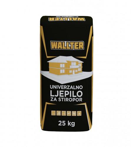 WALLTER Ljepilo univerzalno za stiropor 25kg