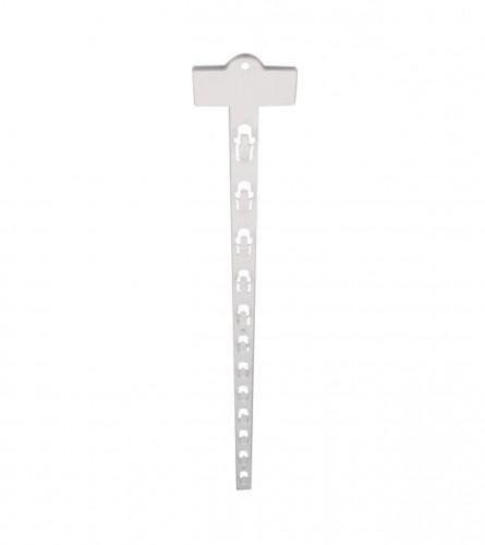 MASTER Zakačka PVC za trgovine 1215361