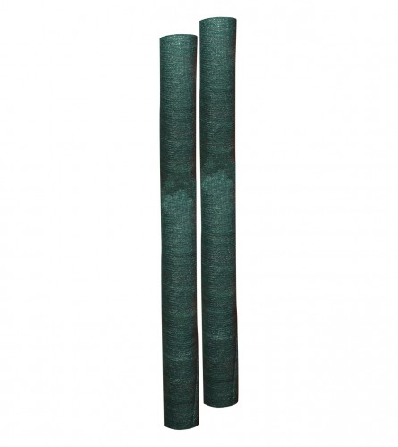 Mreža zaštitna građevinska 2x25m 90gr zelena