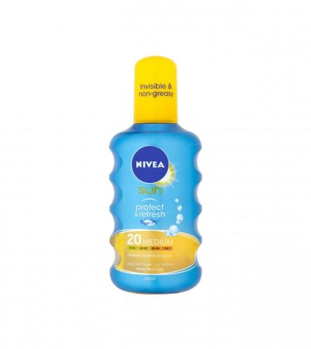 Nivea Spray sun nevidljiva zaštita 200ml SPF 20