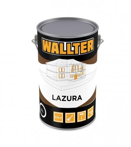 WALLTER Lazur boja mahagoni 5L
