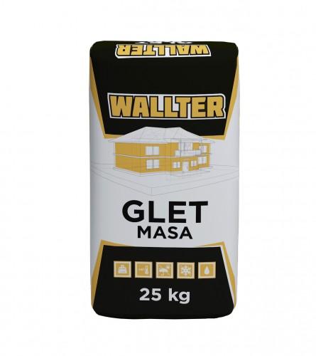 WALLTER Glet masa 25kg
