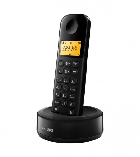 PHILIPS Telefon bežični D1302B-53