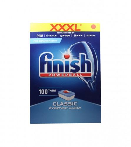 FINISH Tablete za mašinu za pranje suđa Classic 100/1