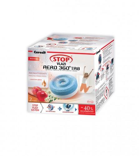 Tablete protiv vlage Aero 360 ENERGIZER CERESIT