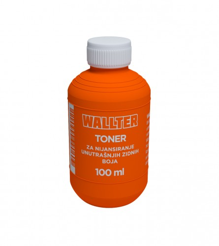 WALLTER Toner orange 0,10L