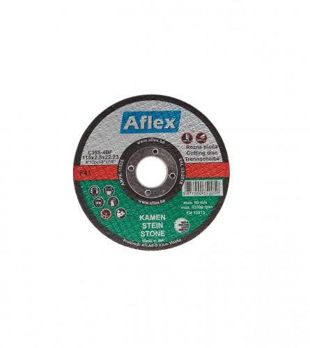 Aflex Ploča rezna 115 mm Kamen
