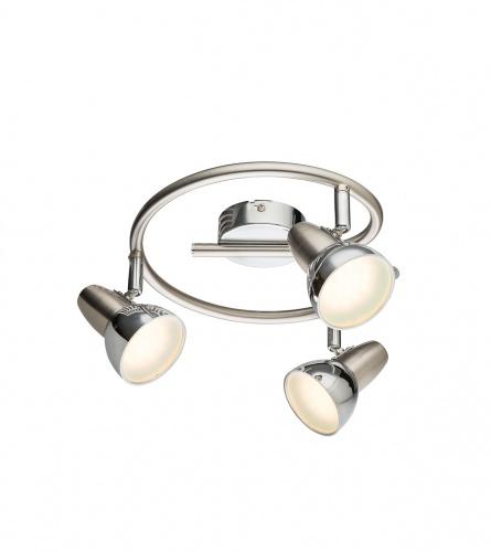 Lampa LED spot 3xLED 4W 56116-3