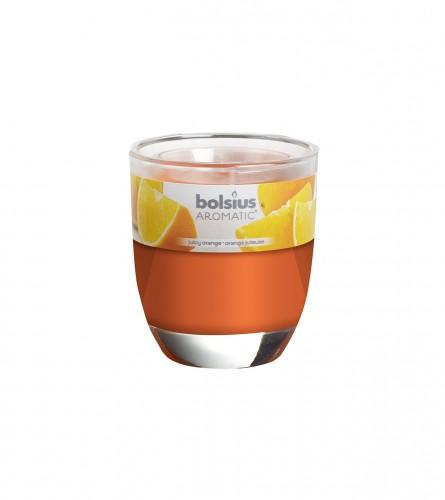 Svijeća u čaši mirisna 80-70 ORA