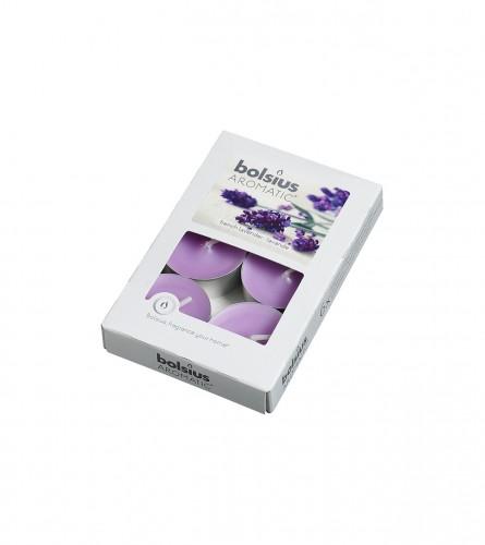 Svijeća lučica mirisna 6-1 hr4 LAV