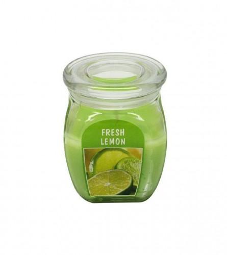 Svijeća mirisna u čaši 120-92 LEM