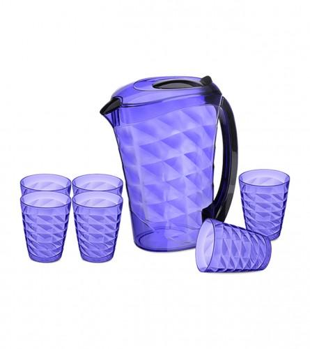 Bokal + 4 čaše